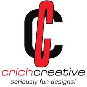 CRICH CREATIVE | Seriously Fun Designs! | APPS | Toronto  Freelance Designer | Web Design | Logo Design | Corporate Identity | Real Estate Marketing
